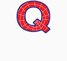 Q letter in Spider-Man style Unisex T-Shirt