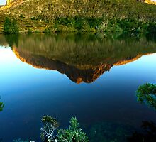 Leonard's Tarn and Mount Thetis by Kevin McGennan