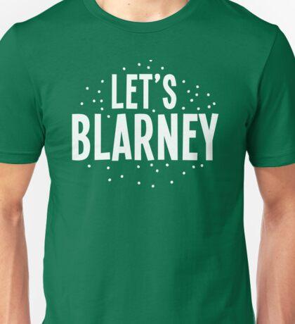 Let's BLARNEY Unisex T-Shirt