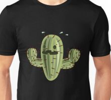 Glitch Inhabitants npc cactus Unisex T-Shirt
