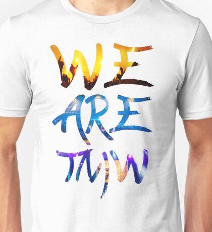 TOMORROWLAND ARTWORK : WE ARE TOMORROW Unisex T-Shirt