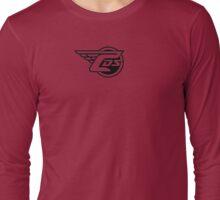 CDS Logo Red Long Sleeve T-Shirt Long Sleeve T-Shirt