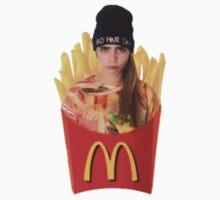 Cara Fries by punksterpie