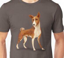 Basenji - Brindle Unisex T-Shirt