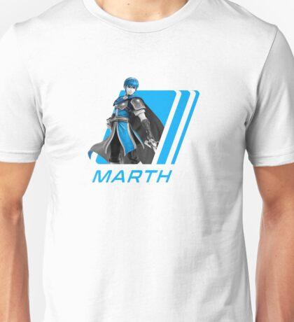 Simple Smash. Marth Unisex T-Shirt