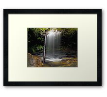 Mood of the Fallen Framed Print