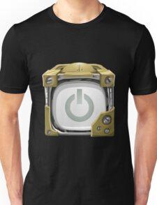 Glitch Inhabitants npc crafty bot Unisex T-Shirt