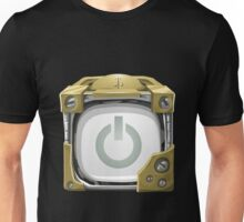 Glitch Inhabitants npc crafty bot Unisex T-Shirt