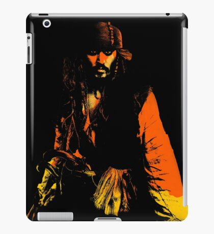 Pirate of the Caribbean  iPad Case/Skin