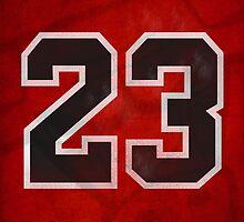 Chicago Bulls Michael Jordan Art by MNDesigns