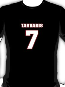 NFL Player Tarvaris Jackson seven 7 T-Shirt