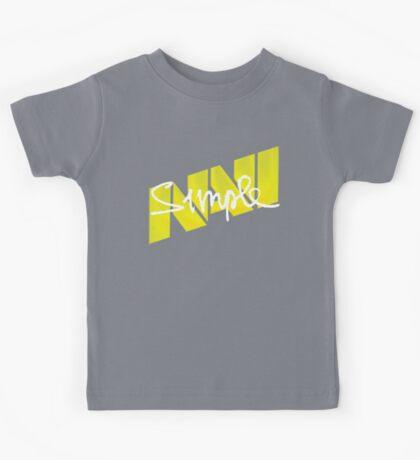 CS:GO Pros | Na'Vi s1mple Kids Tee