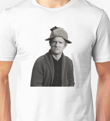John - Deerstalker Unisex T-Shirt