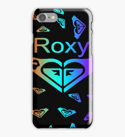 Roxy iPhone Case/Skin