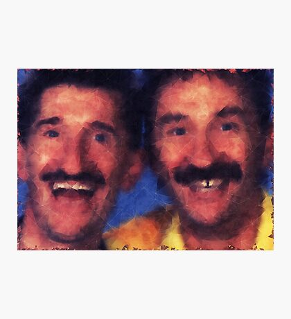 Chuckle Brothers Photographic Print