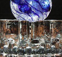 Glass On Glass.. by Jolanta Anna Karolska / Artbyjolla