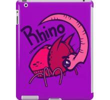 R is for Rhino iPad Case/Skin