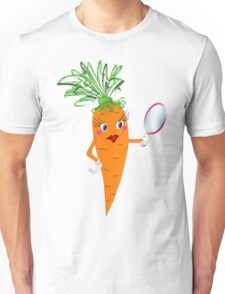 Cool funny vegetable and Fruits Unisex T-Shirt
