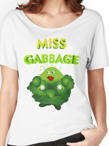 Cool funny vegetable and Fruits Women's Relaxed Fit T-Shirt
