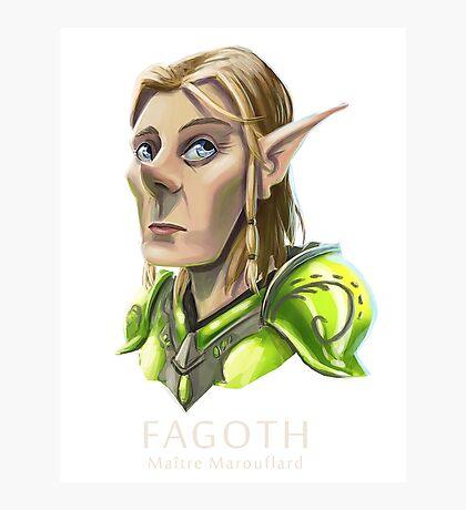 Fagoth Photographic Print