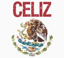 Celiz Surname Mexican Kids Clothes