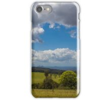 Lookout at Mt. Mee iPhone Case/Skin