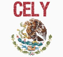 Cely Surname Mexican Kids Clothes