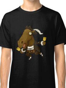 Glitch Inhabitants npc forehorseman Classic T-Shirt