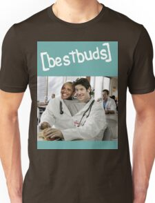 Friendship Goals | Barack and Joe in their scrubs Unisex T-Shirt