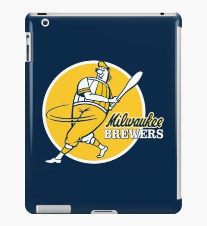 Milwaukee Brewers iPad Case/Skin