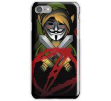 Z for Zelda iPhone Case/Skin