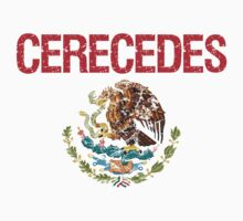 Cerecedes Surname Mexican Kids Clothes