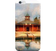 The Garden Pavilion iPhone Case/Skin