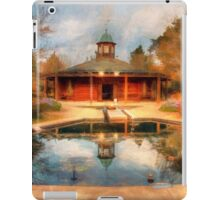 The Garden Pavilion iPad Case/Skin