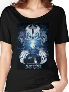 Bad Time Sans Women's Relaxed Fit T-Shirt