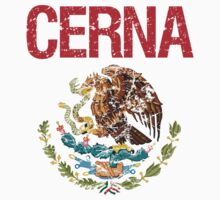 Cerna Surname Mexican Kids Clothes