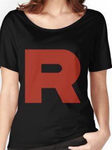 Team Rocket R Women's Relaxed Fit T-Shirt
