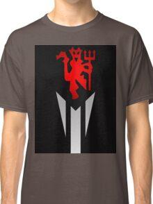 manchester united best logo Classic T-Shirt