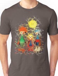 Button Moon Unisex T-Shirt