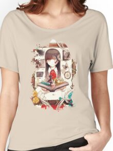 Ib Women's Relaxed Fit T-Shirt