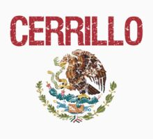 Cerrillo Surname Mexican Kids Clothes