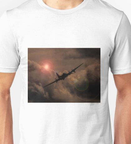 USAF B-17 Flying Fortress Unisex T-Shirt