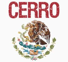Cerro Surname Mexican Kids Clothes