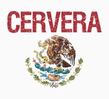 Cervera Surname Mexican Kids Clothes