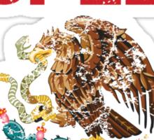 Cespedes Surname Mexican Sticker