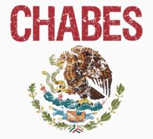 Chabes Surname Mexican Kids Clothes