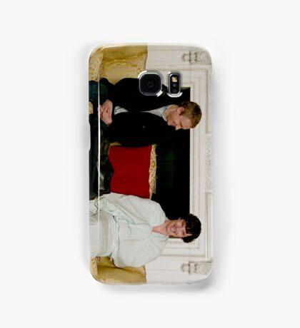 BBC Sherlock A Scandal In Belgrevia Locked Dr Who Superwholock Tumblr Samsung Galaxy Case/Skin