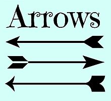 Arrows by Purplehead97
