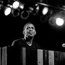 Kofi Burbridge with the Tedeschi Trucks Band by kailani carlson