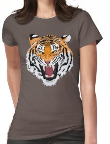 Tiger 2Q Womens Fitted T-Shirt